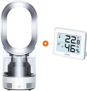 Dyson luchtbevochtiger (AM10 + Hygrometer)